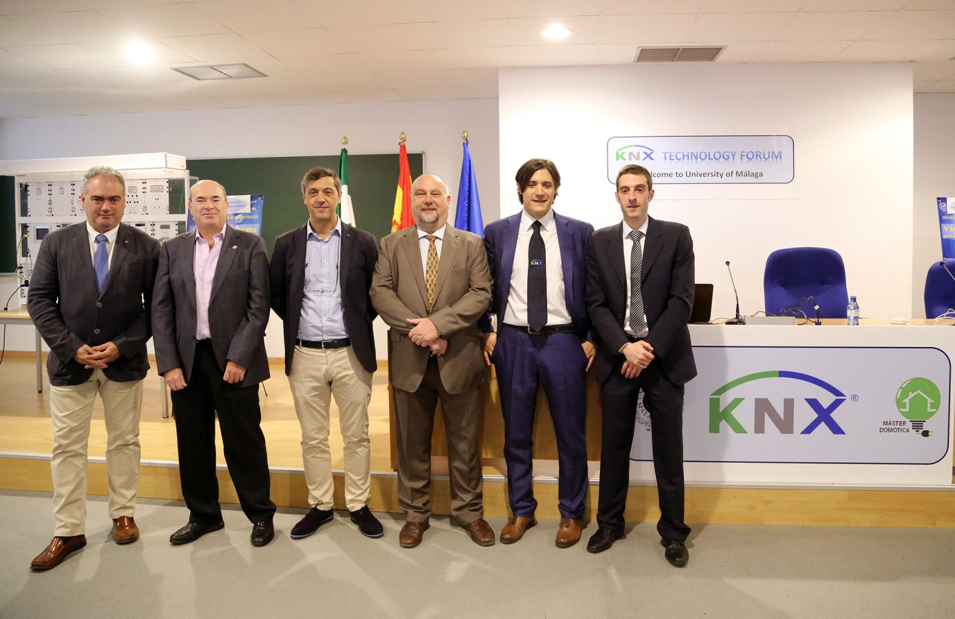 KNX TECHNOLOGY FORUM SPAIN